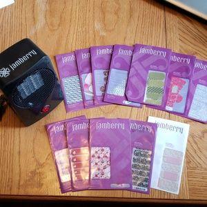 Jamberry Set